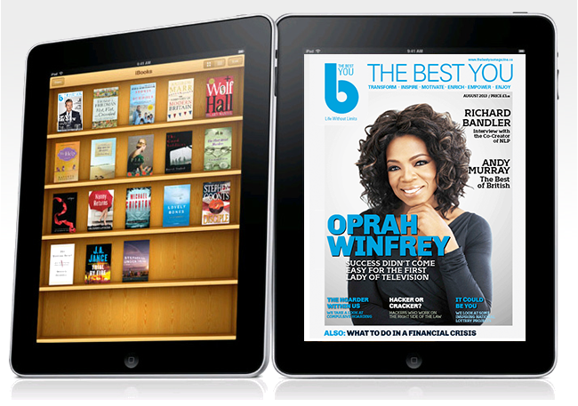 The Best You Magazine - Tablet
