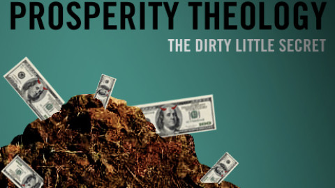 Prosperity: is it a Dirty Word?- by Will Edwards