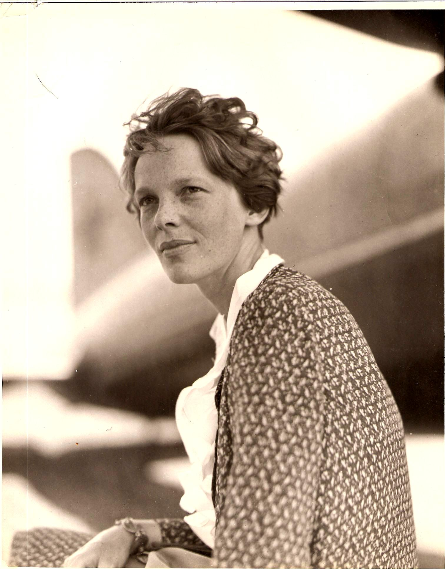 Amelia Earhart – A unique pioneer – The Best You Magazine