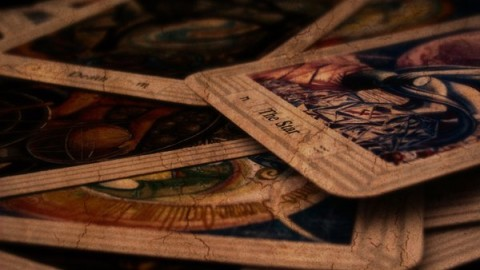 Tarot – giving you the edge in business by Anne Jirsch