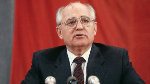Rocky road to success. Mikhail Gorbachev Openness and fairness