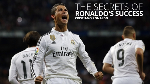 The Secrets Of Ronaldo's Success by Dr Stephen Simpson