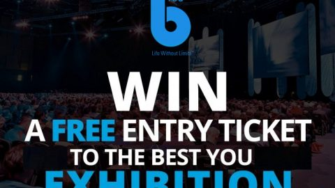 Win a free entry ticket to The Best You Exhibition.