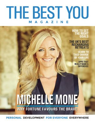 The Best You Magazine January - February 2017 - Cover Baroness Michelle Moone