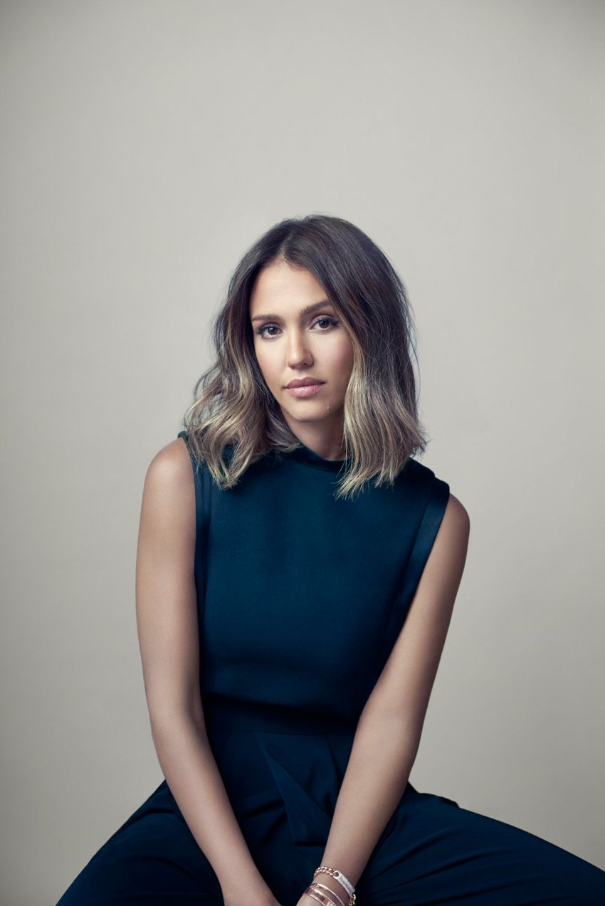Jessica Alba – The Honest Woman
