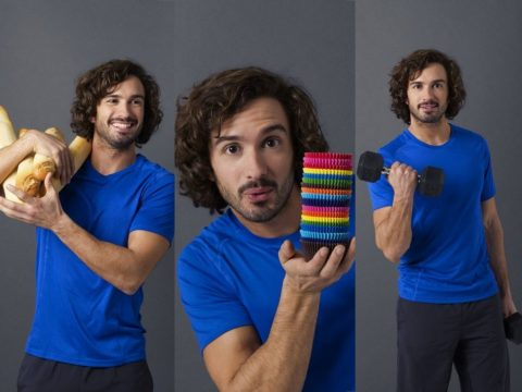 Joe Wicks' Recipe For Wellbeing