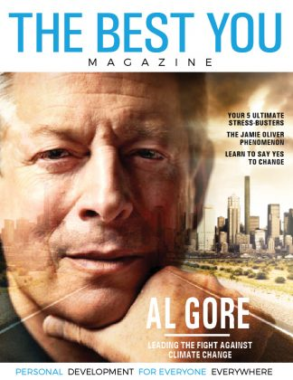 The Best You Magazine November - December 2017 - Cover Al Gore - Climate Change
