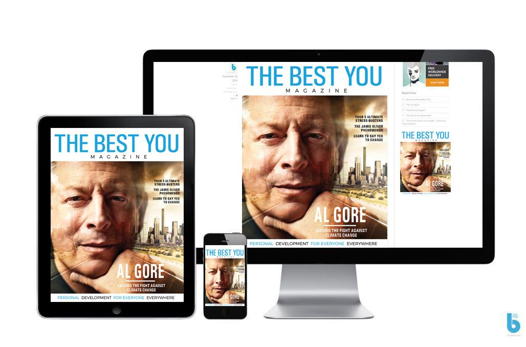The Best You Magazine - Subscribe