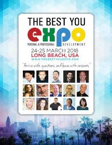 The Best You EXPO Long Beach 2018