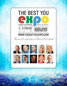 The Best You EXPO 2019 Programme