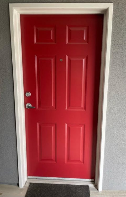 The Red Door of Transformation 2020