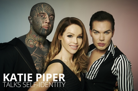 Katie Piper talks self-identity by The Best You