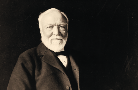 Andrew Carnegie: Founding The Future