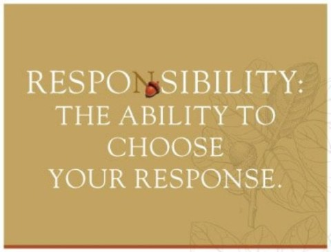Becoming Fully Response-able – by Brian Mayne