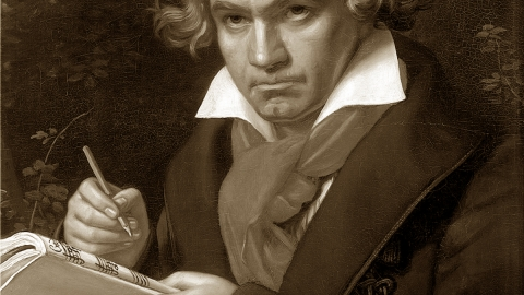 Rocky Roads to Success – Ludwig van Beethoven: Hearing Between the Notes