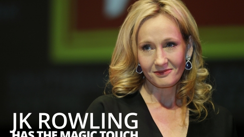 JK Rowling has the Magic Touch by The Best You