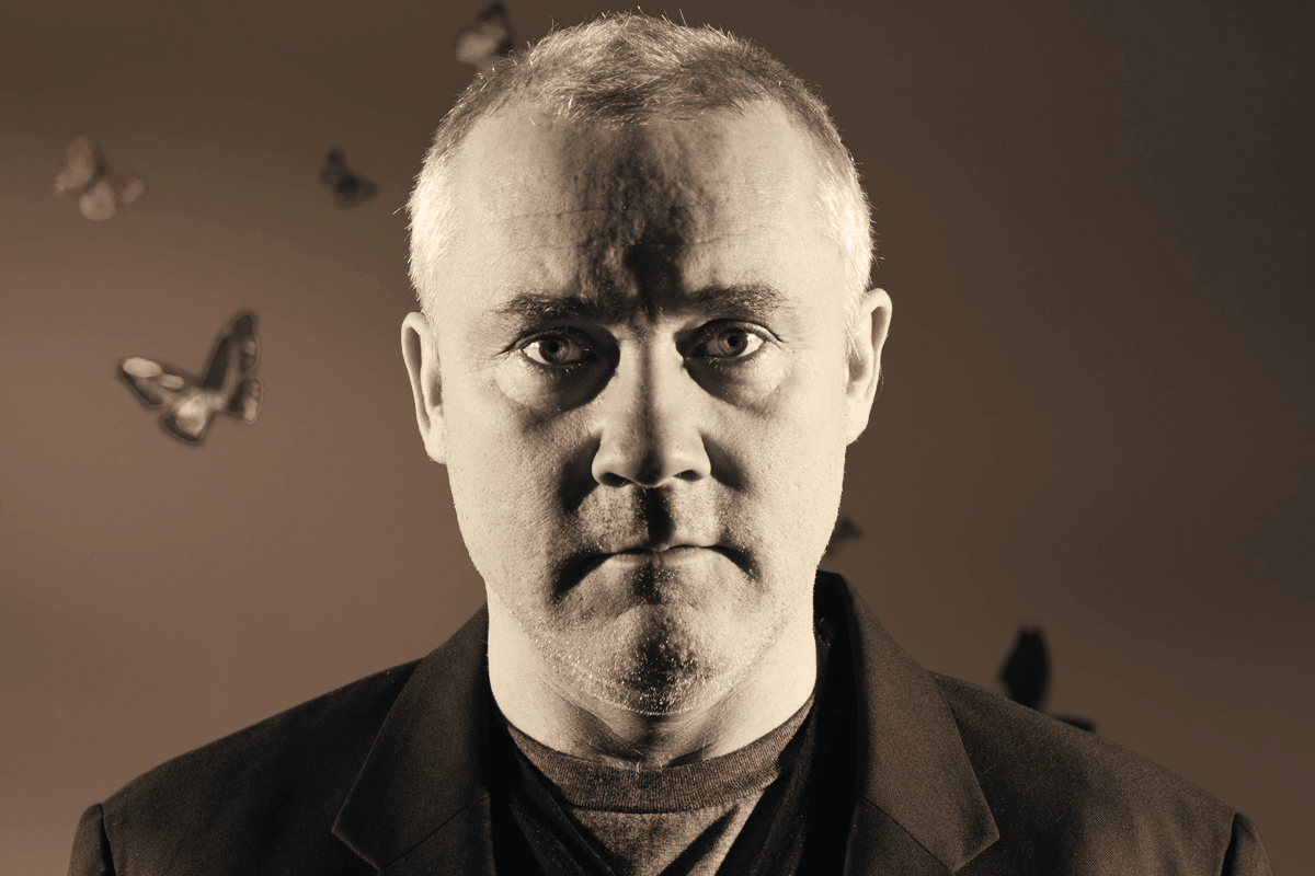 Damien Hirst, Observer UK, March 11, 2012