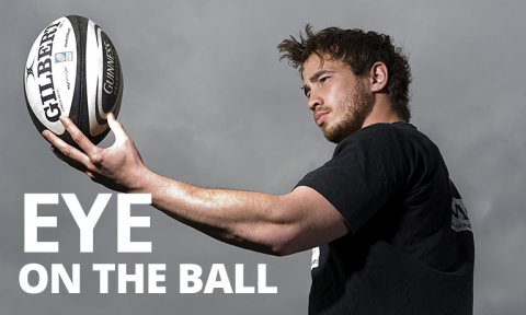Eye on the ball – Danny Cipriani by Stephen Simpson