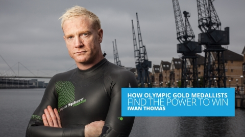 How Olympic Gold Medallists Find The Power To Win by Matt Wingett