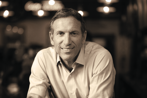 Howard Schultz: Making More Than Bucks At Starbucks
