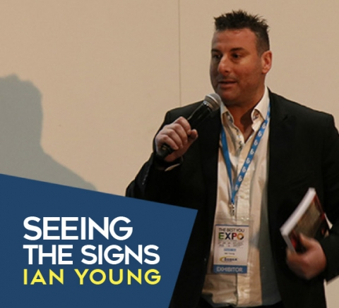 Seeing the signs by Ian Young