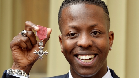 Vloggers making a difference: Jamal Edwards
