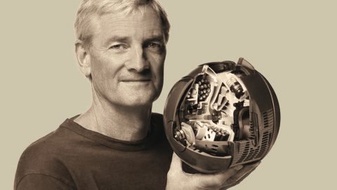 How Sir James Dyson Cleaned Up For Success