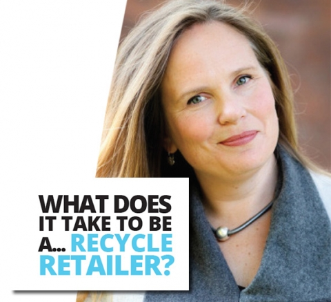 What does it take to be a… Recycle Retailer? by The Best You