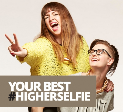 Your Best #HigherSelfie by Lucy Sheridan & Jo Westwood