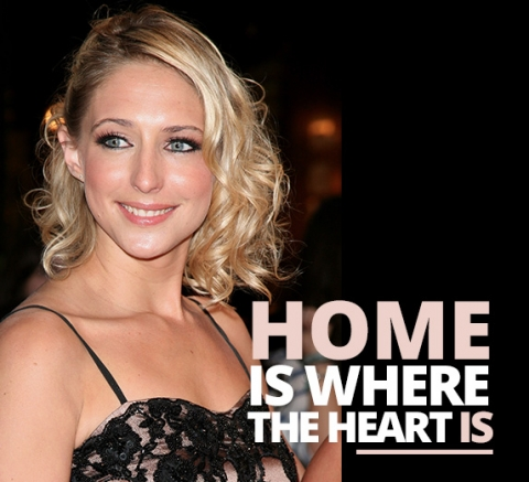 """Home is where the heart is"". by Ali Bastian"