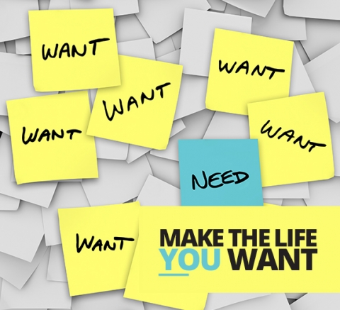 Make The Life YOU Want by Susan Armstrong