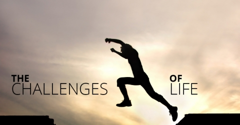 The challenges of life – Bernardo Moya