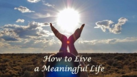 How to live a more meaningful life: An open invitation by Bobbi Emel