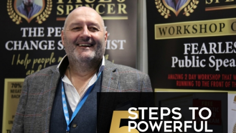5 Steps to Powerful Personal Change by Paul J. Spencer