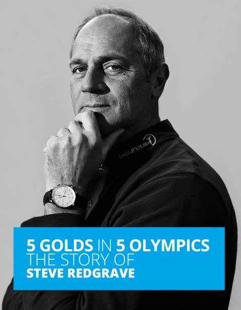 5 Golds in 5 Olympics – The story of Steve Redgrave by The Best You
