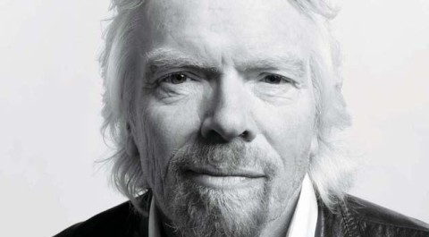 Rocky Road to Success – Richard Branson – Charm and Big Vision