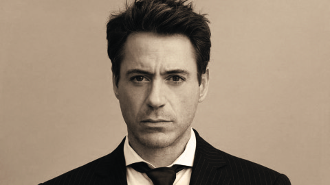 Robert Downey Jr – Down But Never Out