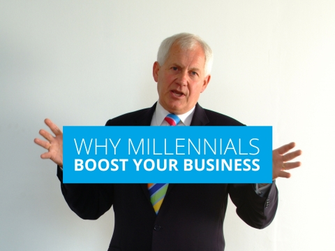 Why millennials boost your business