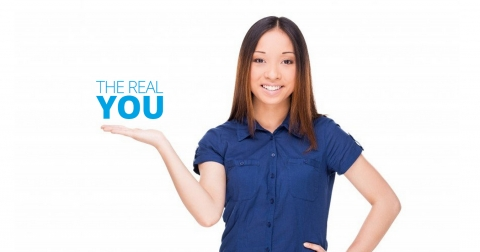 The real you by Jim Aitkins
