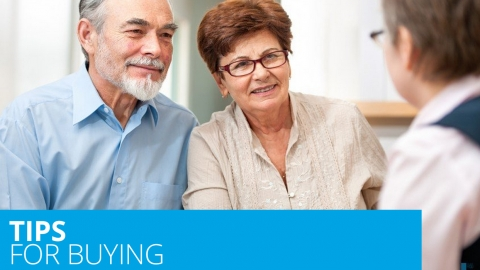 TIPS FOR Buying a retirement  home for yourself