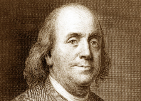 Benjamin Franklin: The crafting of a nation