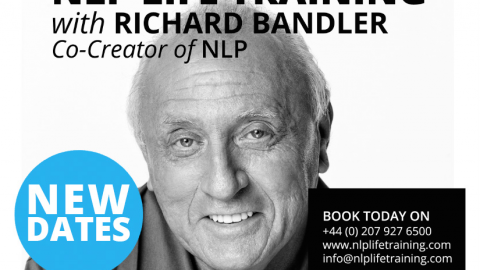 New Dates of Nlp Life Training Seminars in May 2016