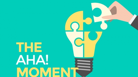 The Aha! Moment by Mariana Cooper