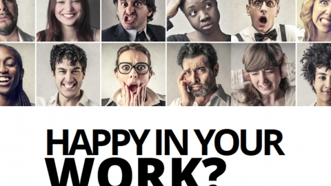 Happy in your work? by The Best You