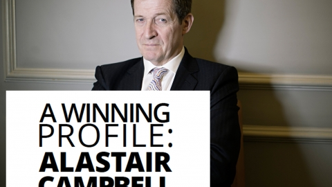 A winning profile: Alastair Campbell by The Best You