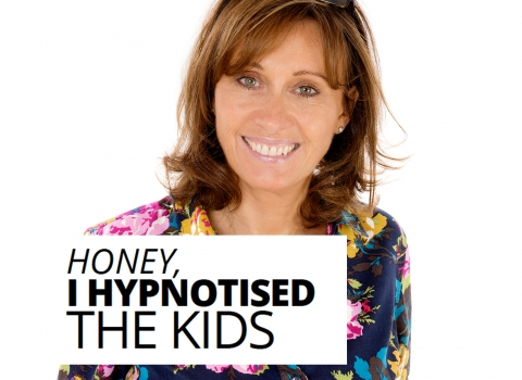 Honey, I hypnotised the kids by Alicia Eaton