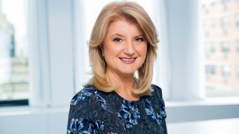Get Busy Living by Arianna Huffington