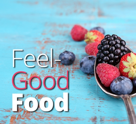 Feel-Good Food By Kirsten Hartvig