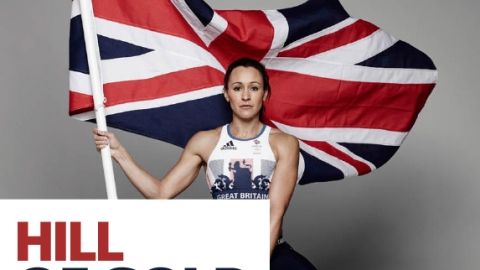 Hill of gold – Jessica Ennis-Hill