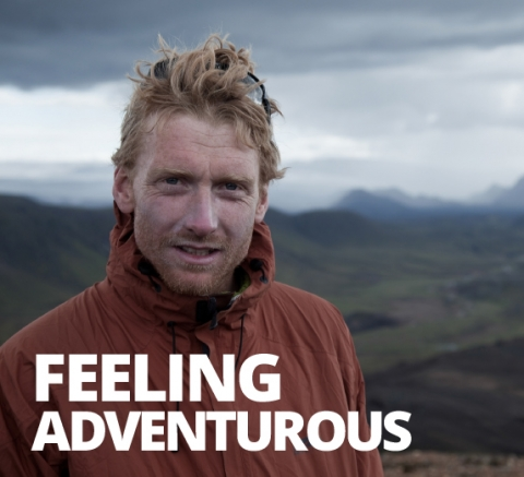 Feeling adventurous by Alastair Humphreys